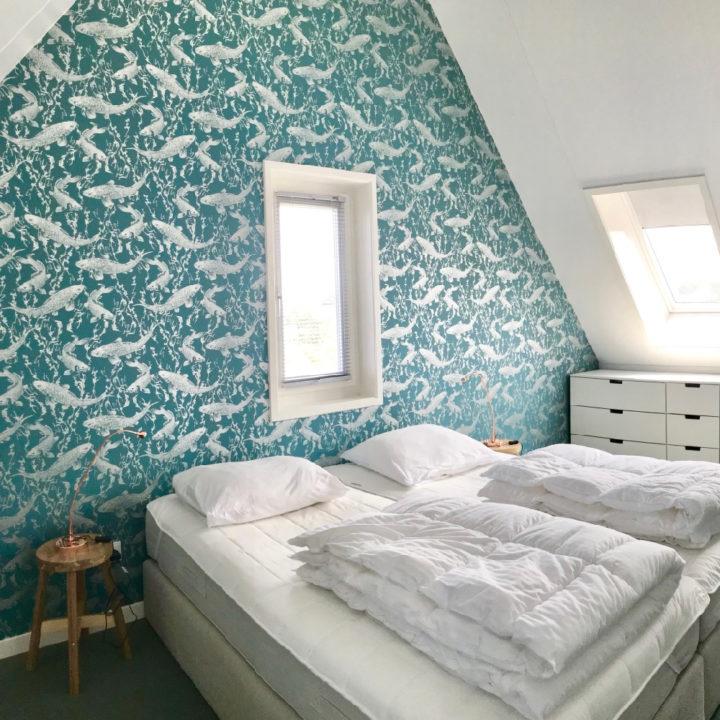 Slaapkamer vakantiewoning Kim