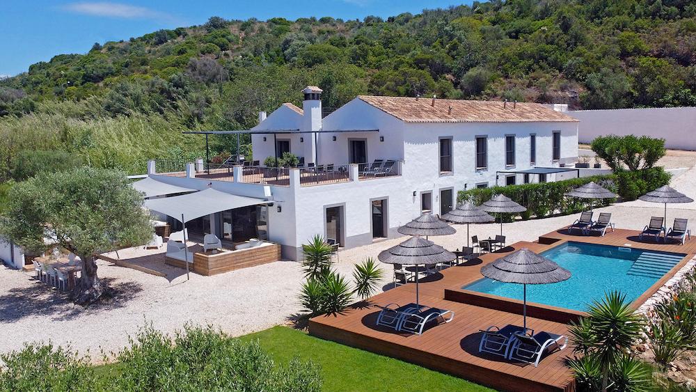 Vakantieadres in het binnenland van de Algarve