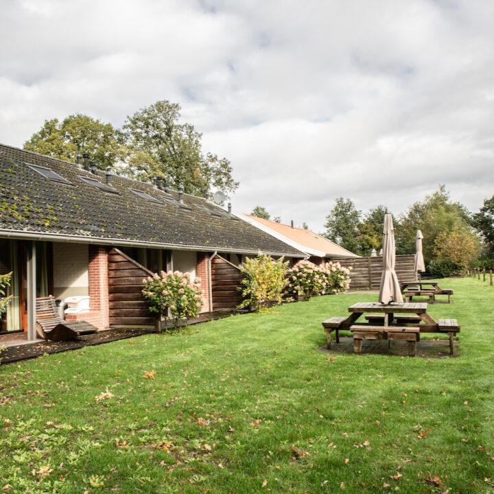 Stal met boerderijlodges voor een heerlijk weekendje weg in Twente