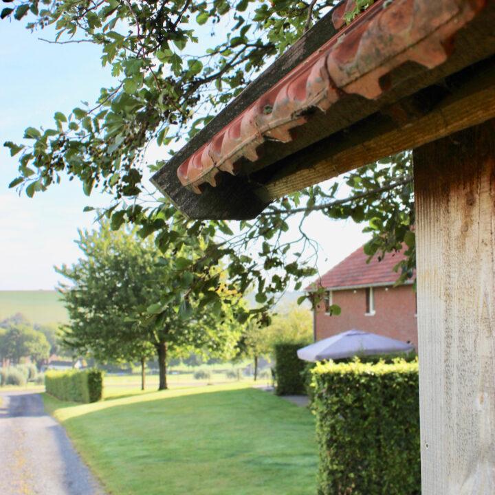 Vakantie in Zuid-Limburg in een van de appartementen bij Hoeve Hommerich op de heuvel