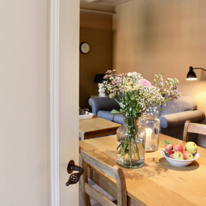 Doorkijkje in een appartement in Zuid-Limburg
