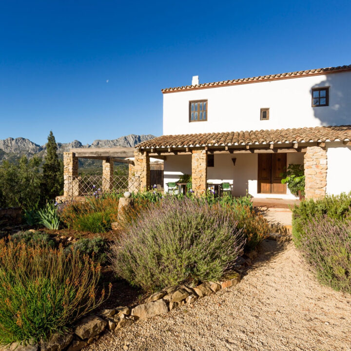 Modern vakantiehuis in Spanje