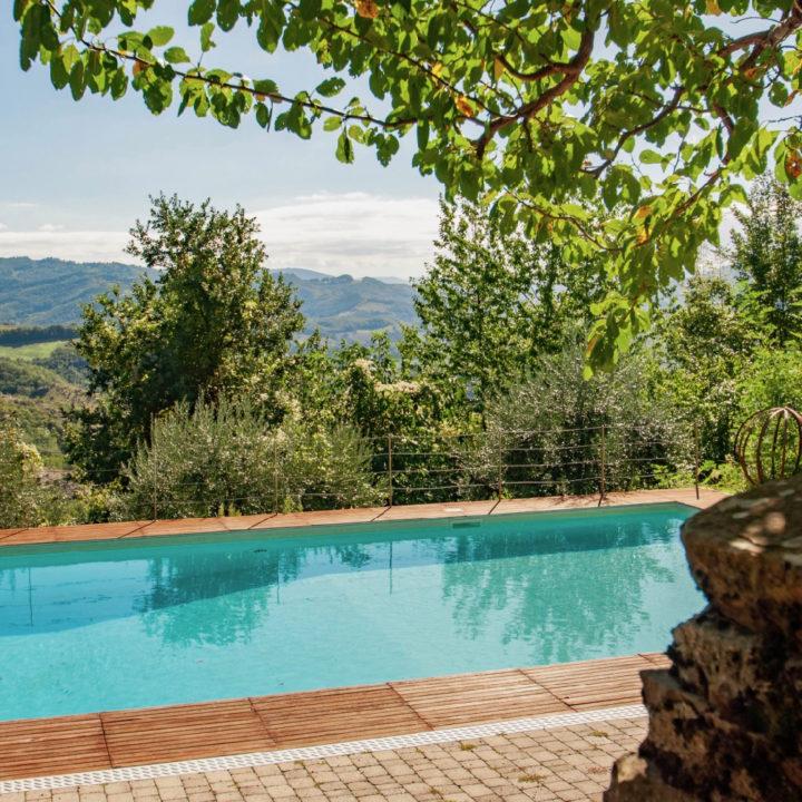 Il Paradiso Assisi: kindvriendelijke privé villa op 15 minuten rijden van Assisi.