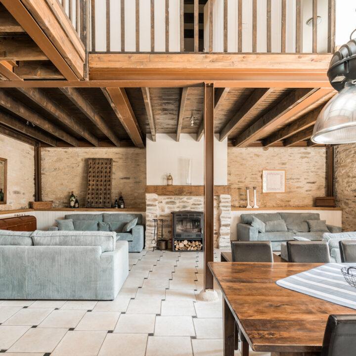 Ruim vakantiehuis in Frankrijk voor een onbezorgde vakantie