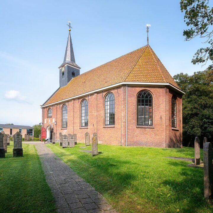 Kerk als vakantiehuis