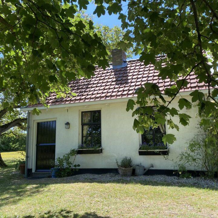 Als gast slaap je in het bakhuisje, logeren in oude stijl in Zeeland