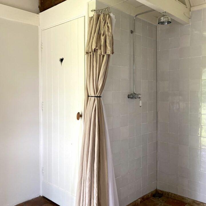 Badkamer bakhuisje