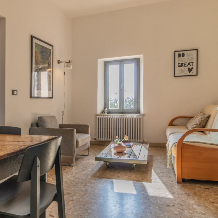 Modern appartement in de Marken