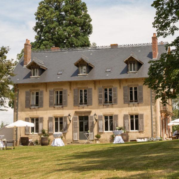 Landhuis in de Bourgogne
