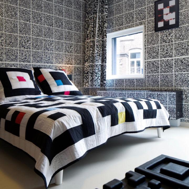 Bijzondere hotelkamer in Arnhem