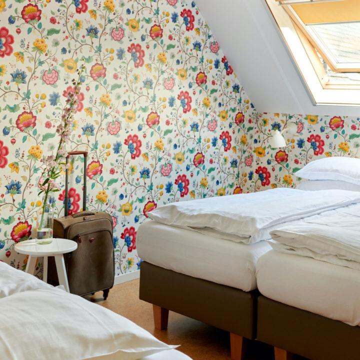 Sfeervolle slaapkamers bij D'Ouffenhoff