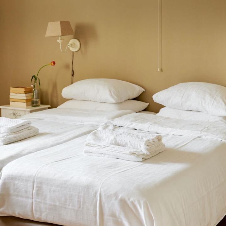 d'Ouffenhoff slaapkamer