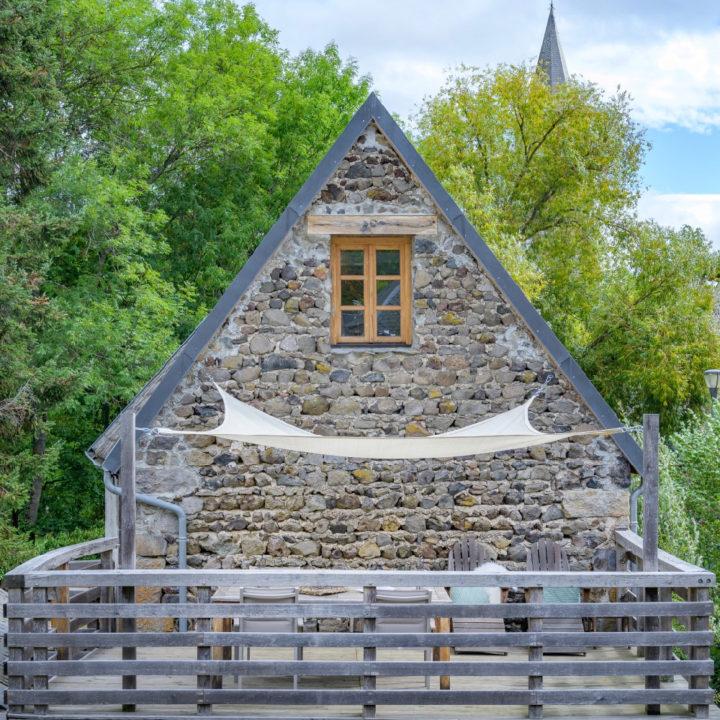 Een vakantiehuis in de Auvergne