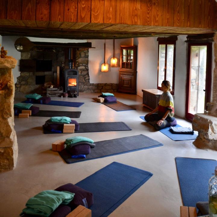 Yoga in Frankrijk