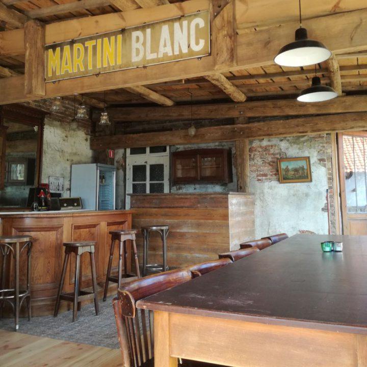Vakantiehuis in België met privé bar