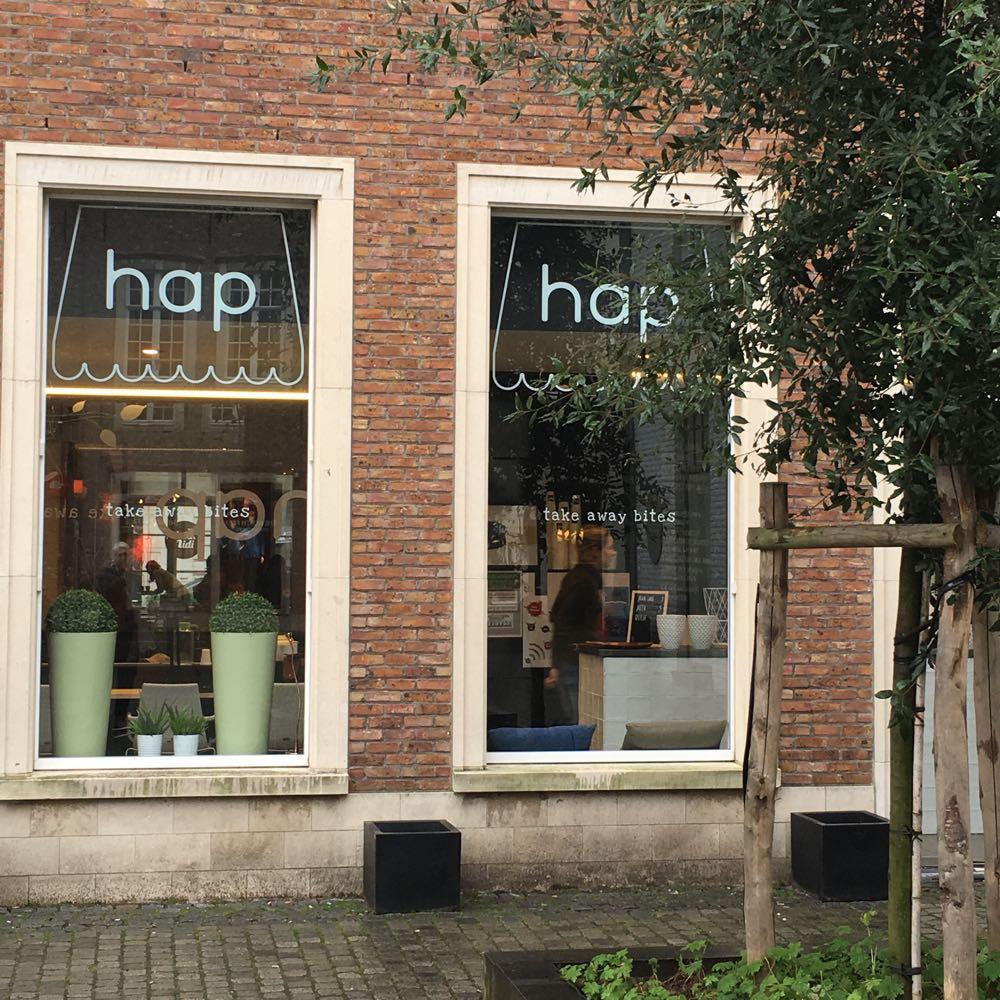 Eten bij Hap in Brugge