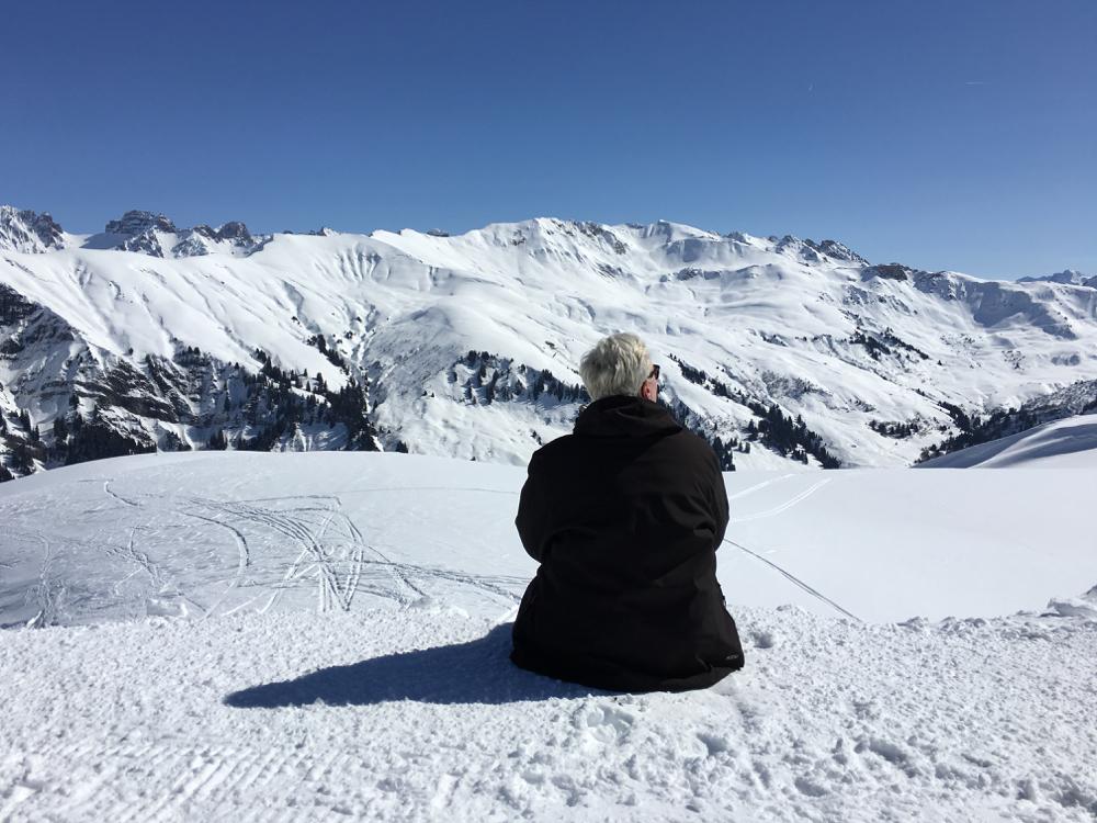 Grenzeloos genieten tijdens een skivakantie in Areche Beaufort