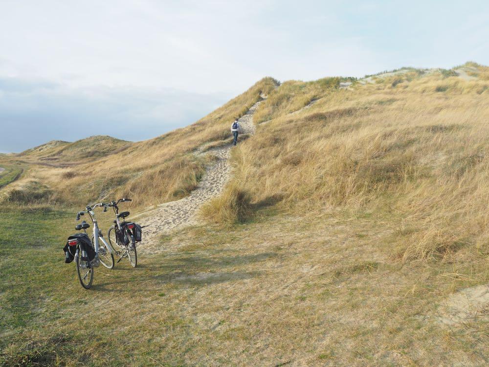 Een fiets huren op Vlieland en een rondje eiland fietsen