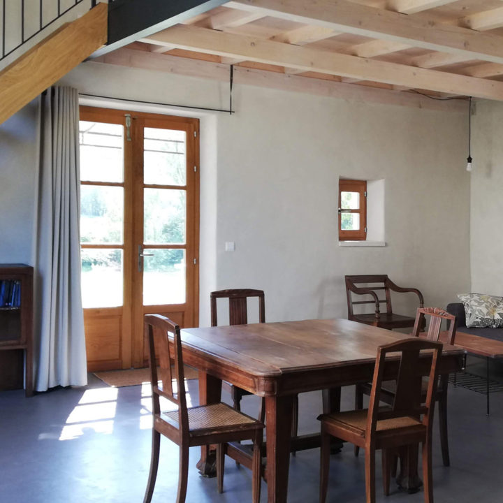 Moderne vakantiewoning in de Provence