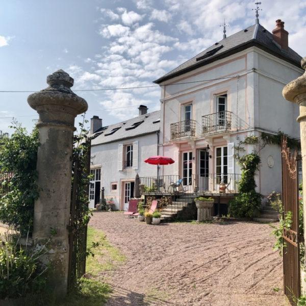 Charmant Frans landhuis in de Morvan