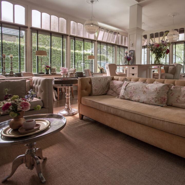 Lounge Zenzez hotel en lounge