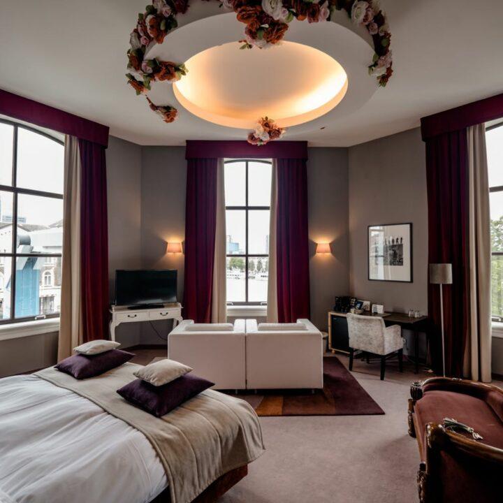 Romantische LOVE suite