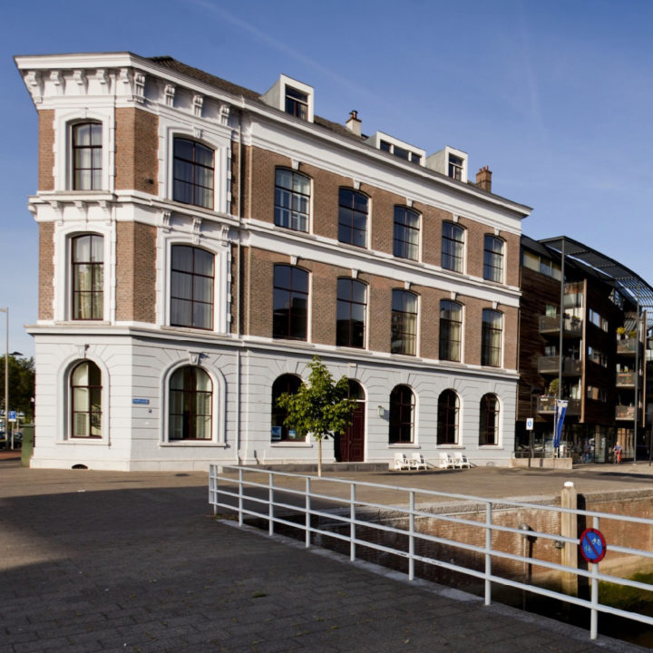 Het historische pand van Hotel Pincoffs