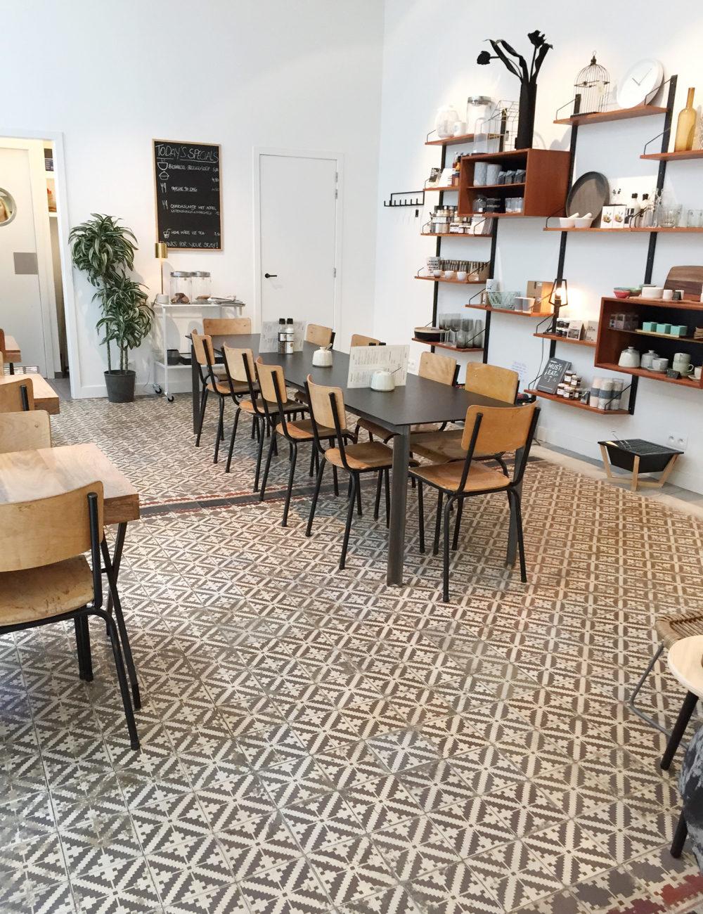 Cafe in Antwerpen