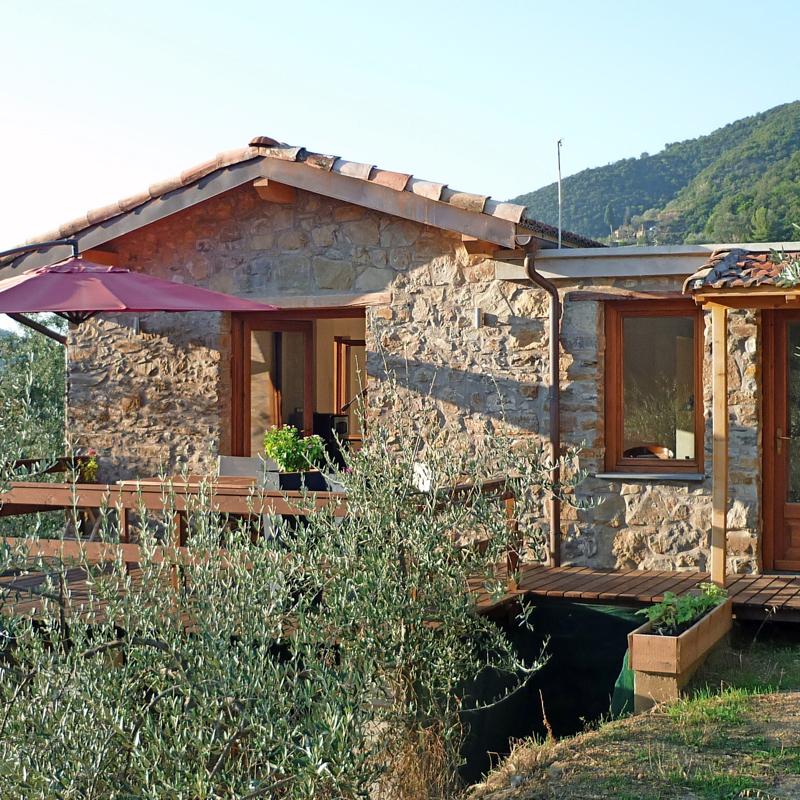 Overnacht in het mooie gerestaureerde vakantiehuis voor 4-5 personen