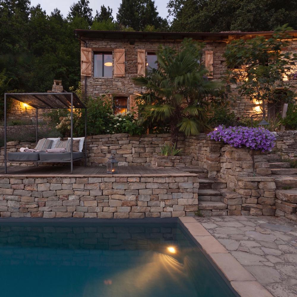 Borgo Vallone is een oase van rust met een persoonlijke atmosfeer en oog voor detail.