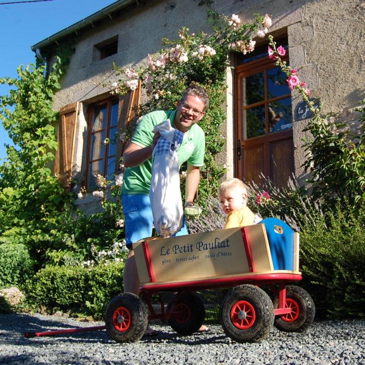 Kindvriendelijk vakantieadres in Frankrijk