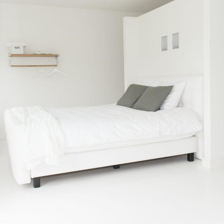 Gasterij Landschot heeft vier gastenkamers met elk een eigen luxe douche.