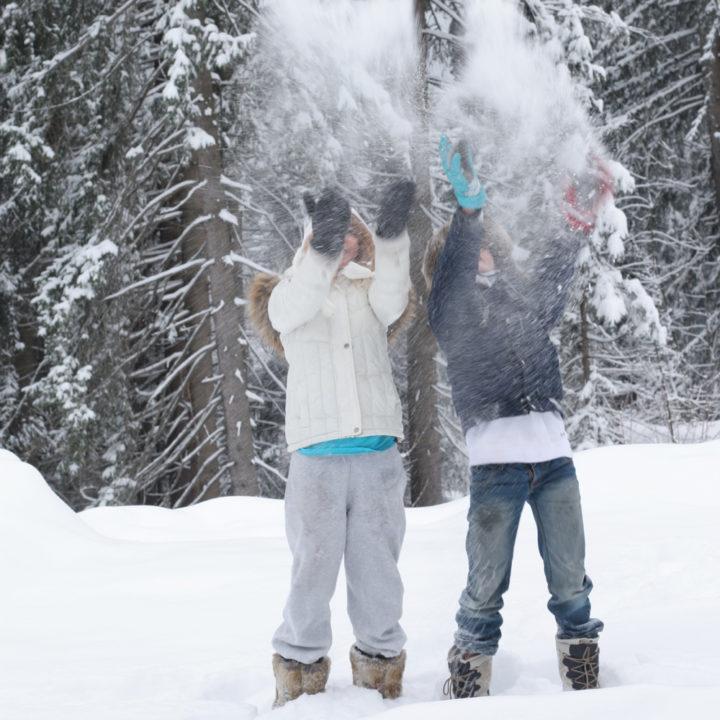 Winterplezier voor jong en oud.