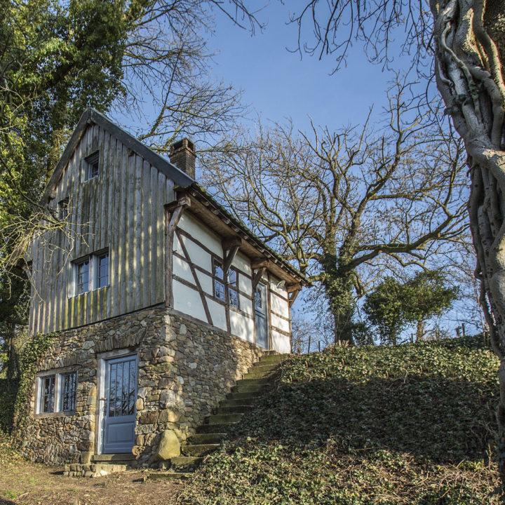 Vakwerkhuisje in Limburg, een heerlijk huisje voor je weekendje weg met je hond