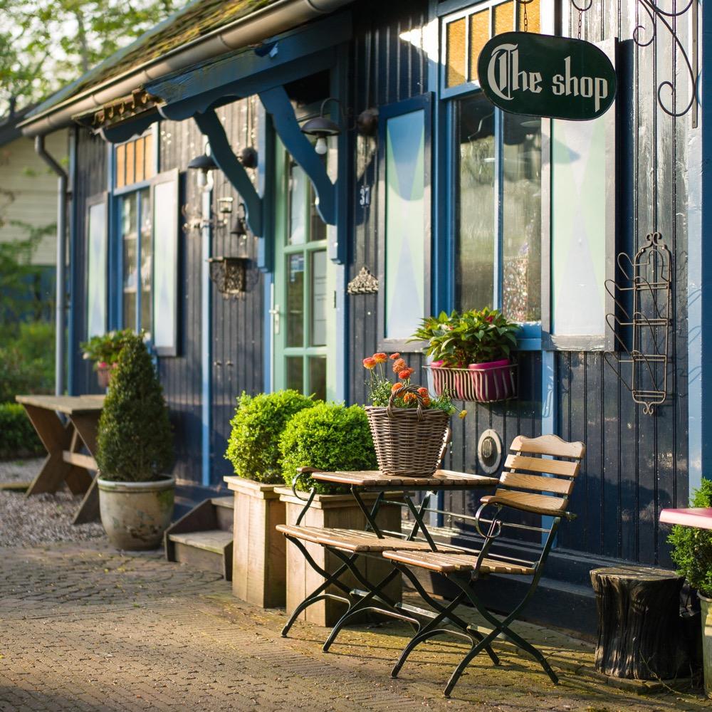 Theehuis Dennenoord in Twente, een must-see tijdens je vakantie.