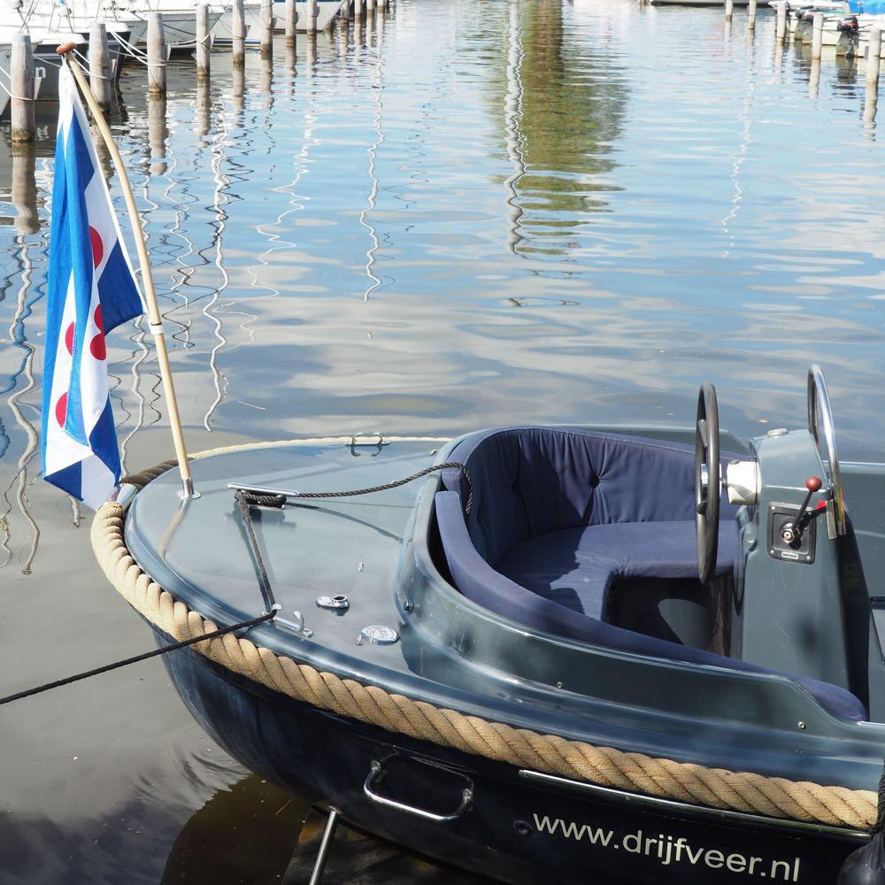 Sloepen te huur in Friesland