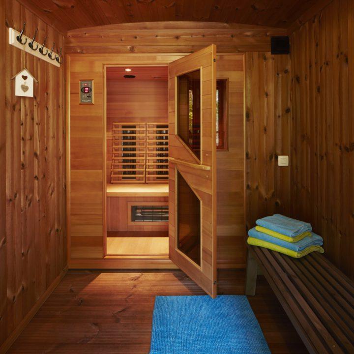 Sauna bij het Boshuisje in Kasterlee