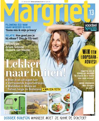 cover van de Margriet