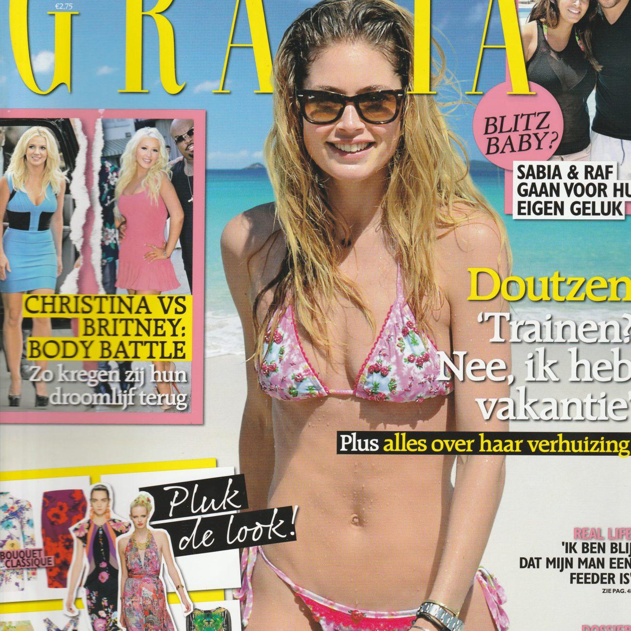 cover van Grazia