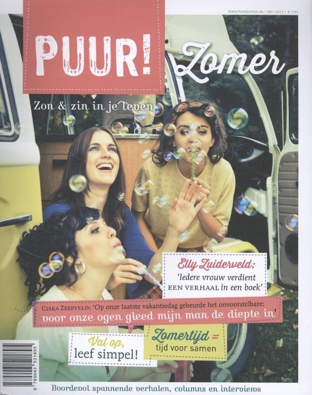 Cover van het tijdschrift Puur