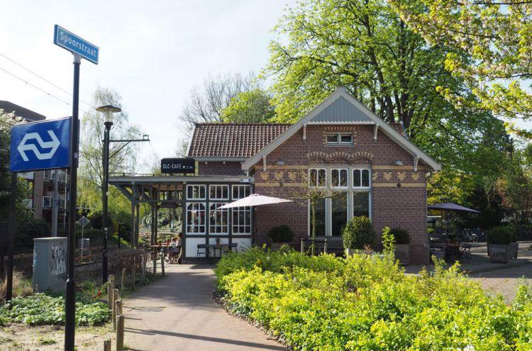 Stationsgebouw van Soest