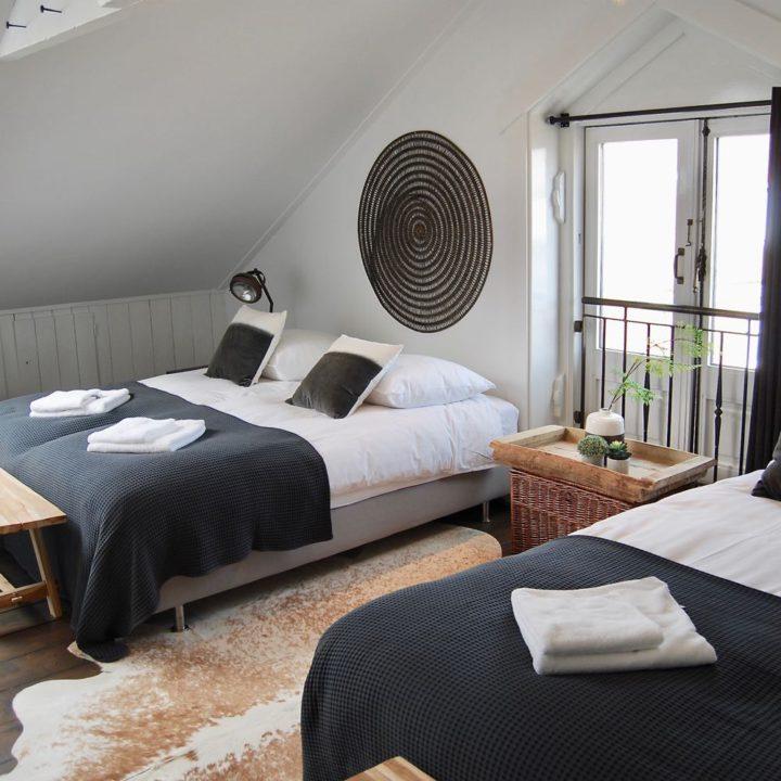 Comfortabel overnachten bij Villa Binnenzee, 5 slaapkamers