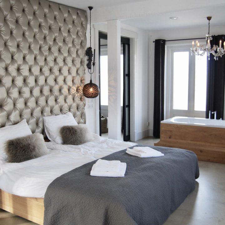 Luxe overnachten in het vakantiehuis in Noordwijk