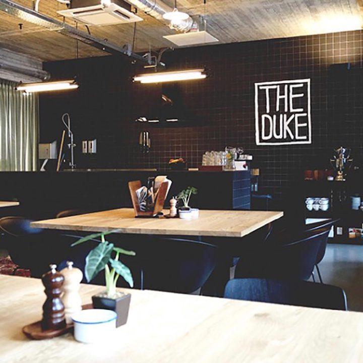 Restaurant van The Duke Hotel