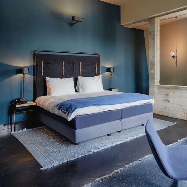 Suite in boutique hotel in Den Bosch