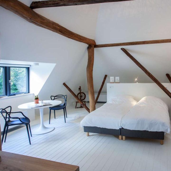 Ruimte B&B kamers in Heerenveen bij Uitgerust voor Zaken