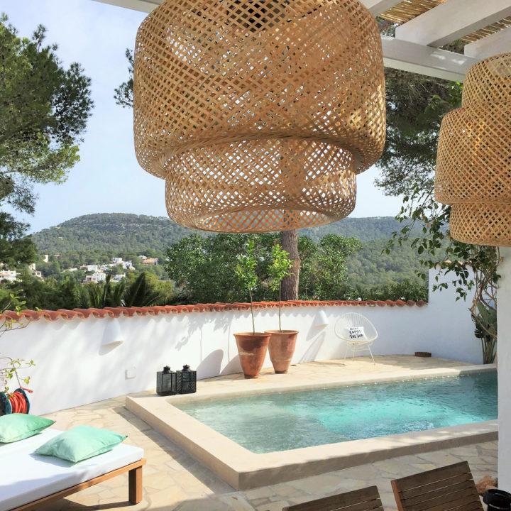 vakantiehuis op Ibiza met zwembad