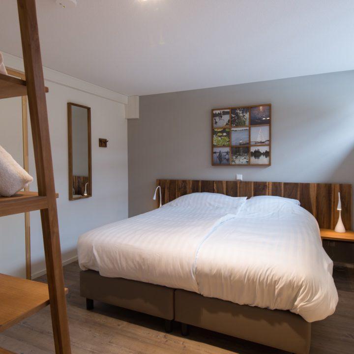 Vakantiehuis slaapkamer Landal Reeuwijkse Plassen