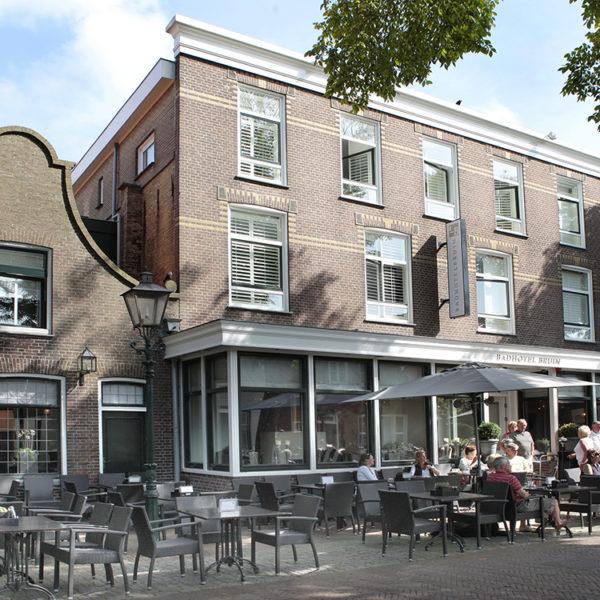 Boutique hotel op Vlieland