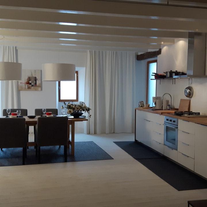Compleet en comfortabel ingericht appartement
